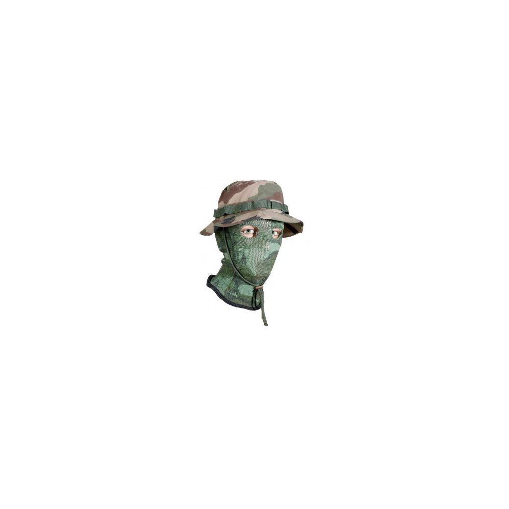 Cagoule spando camouflée