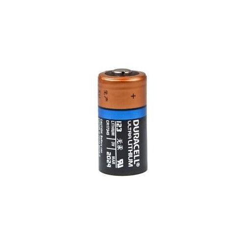 Pile Lithium CR123 3V Duracell