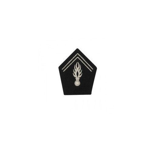 Paire d'écus de col pour vareuse Gendarmerie Départementale