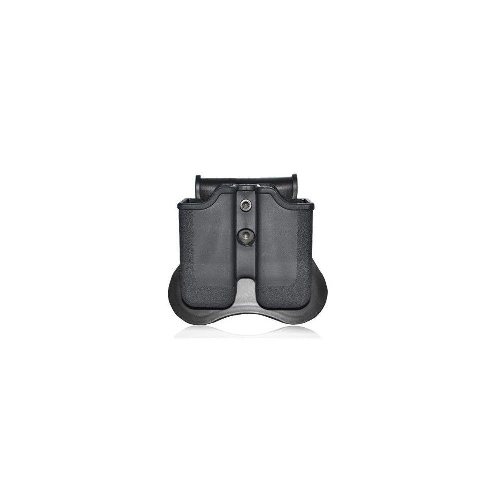 Double porte chargeur Cytac pour Glock