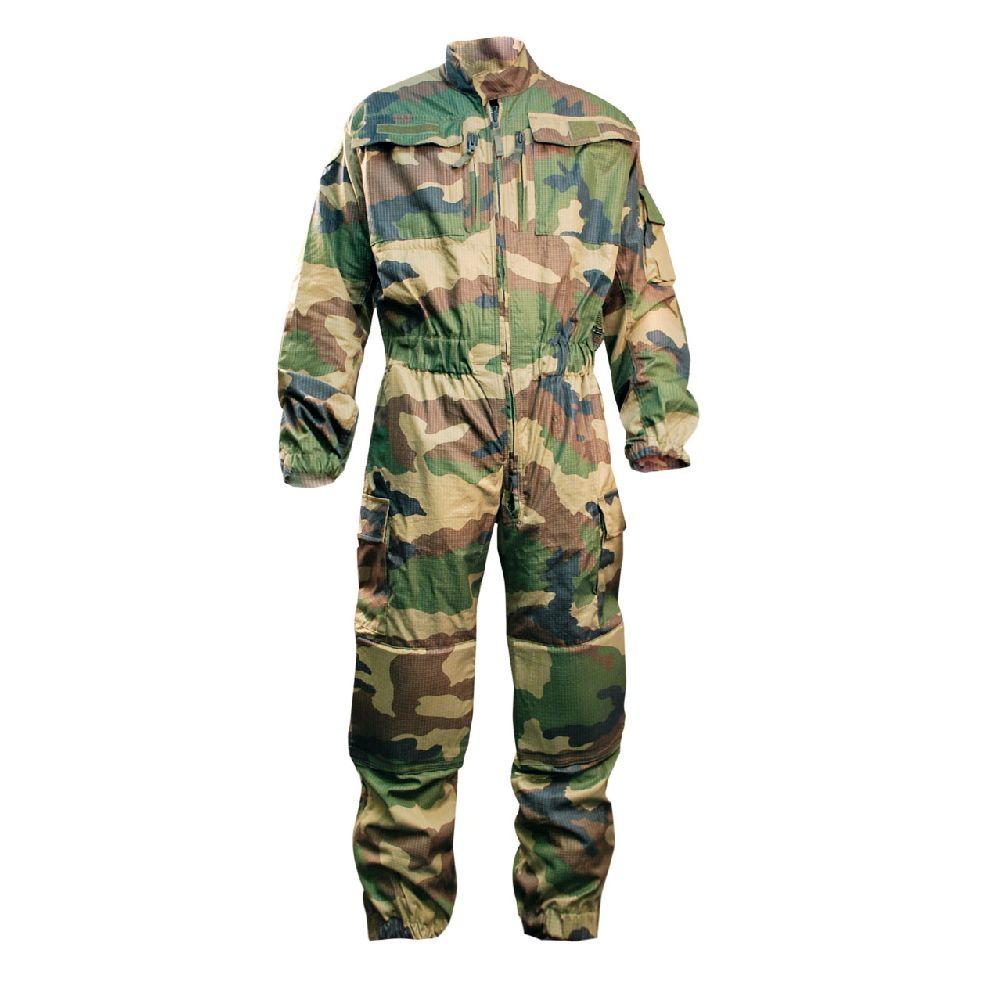 Combinaison d'intervention Ripstop camouflage Centre Europe