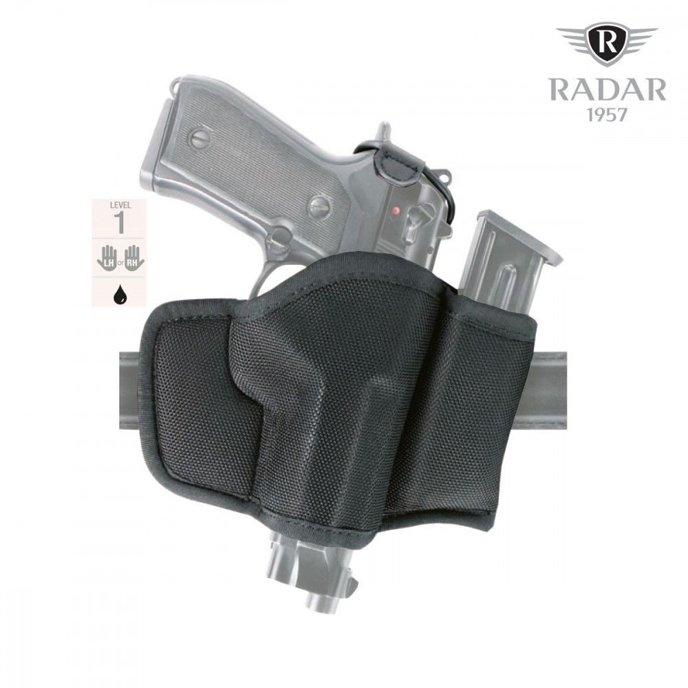 Holster Radar Side plus nylon