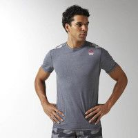 TEE-SHIRT BURNOUT REEBOK CROSSFIT