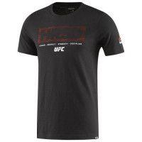TEE-SHIRT UFC ULTIMATE FAN HRSD