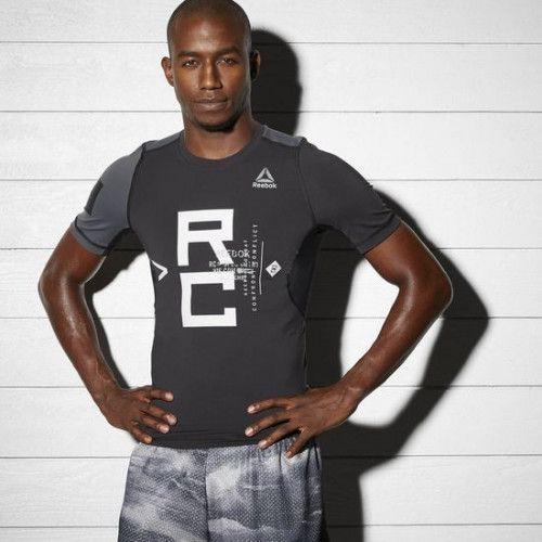 Tee-shirt manches courtes REEBOK COMBAT