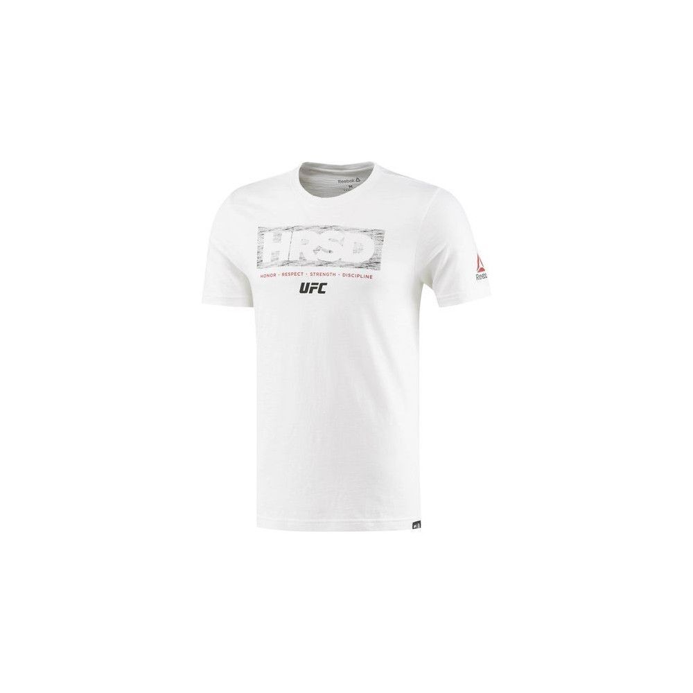 TEE-SHIRT UFC REEBOK ULTIMATE FAN HRSD