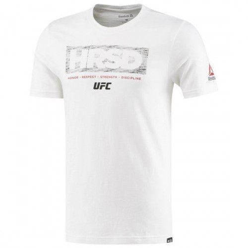 Tee-shirt UFC REEBOK ULTIMATE FAN HRSD