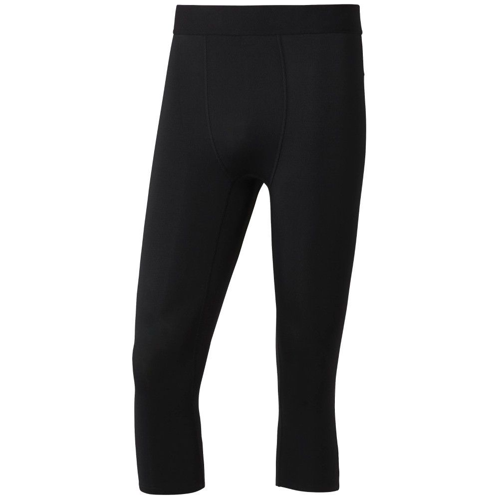 CALECON REEBOK 3/4 COMP TIGHT BLACK