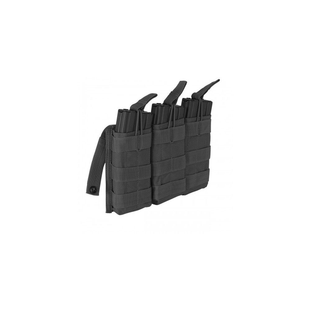 Porte chargeur triple ouvert  type M4/5.556 Voodoo Tactical