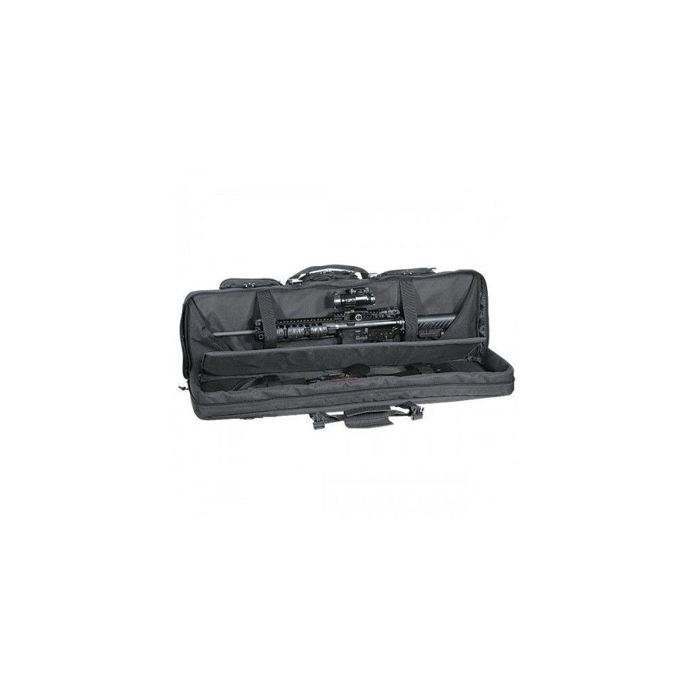 Housse de transport pour l'emport de 2 armes d'épaule