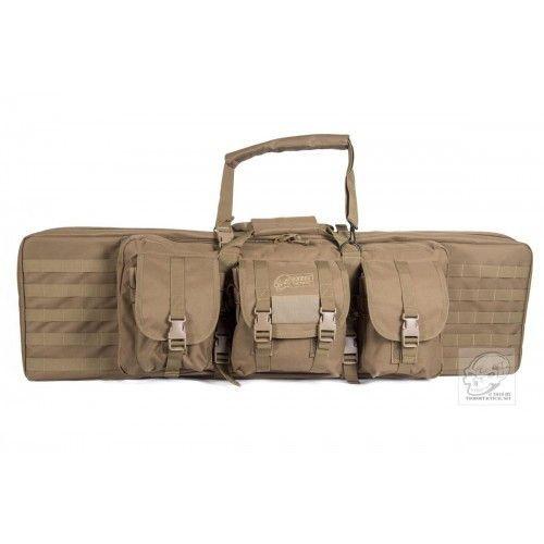 """Housse de transport pour l'emport de 2 armes d'épaule 42"""" VOODOO TACTICAL"""
