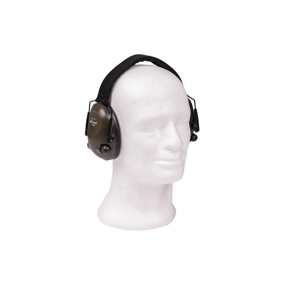 CASQUE ANTI-BRUIT ACTIF VA