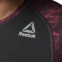 T-shirt de compression manches longues Reebok Combat