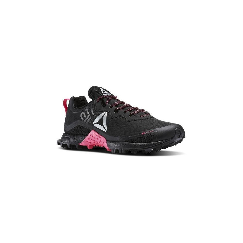 All Terrain Craze - Black & Pink