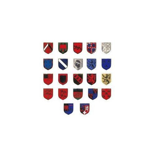 Ecu métal. pour pucelle region de Gendarmerie