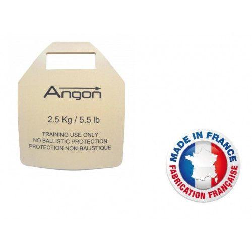 Plaques d'entrainement ANGON 2.5 kgs