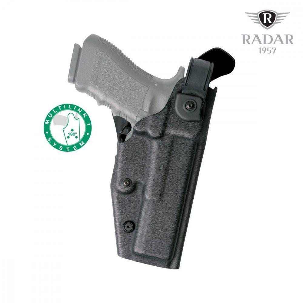 Holster Radar 2 fast D-shell Glock 17
