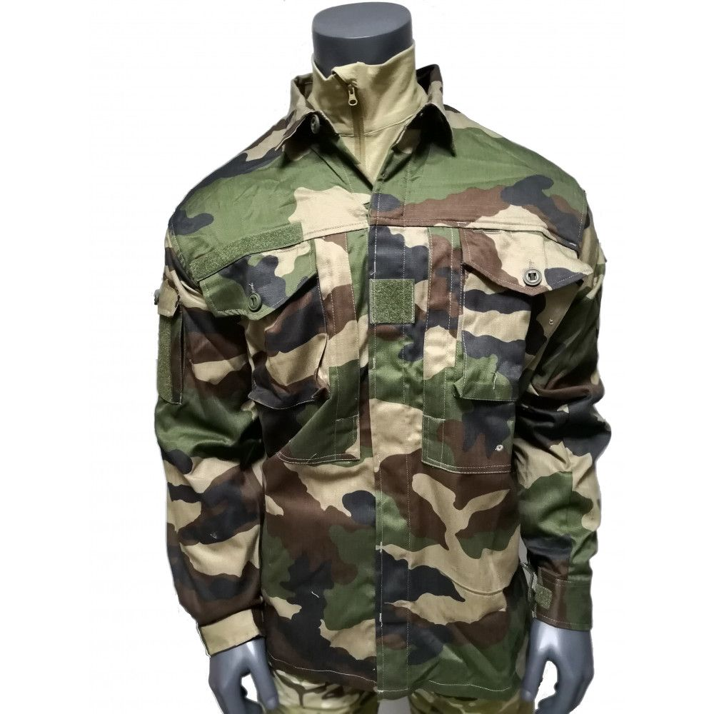 Chemise Guerilla Defcon 5 CCE 50 % coton /50 % poly Ripstop 215gr
