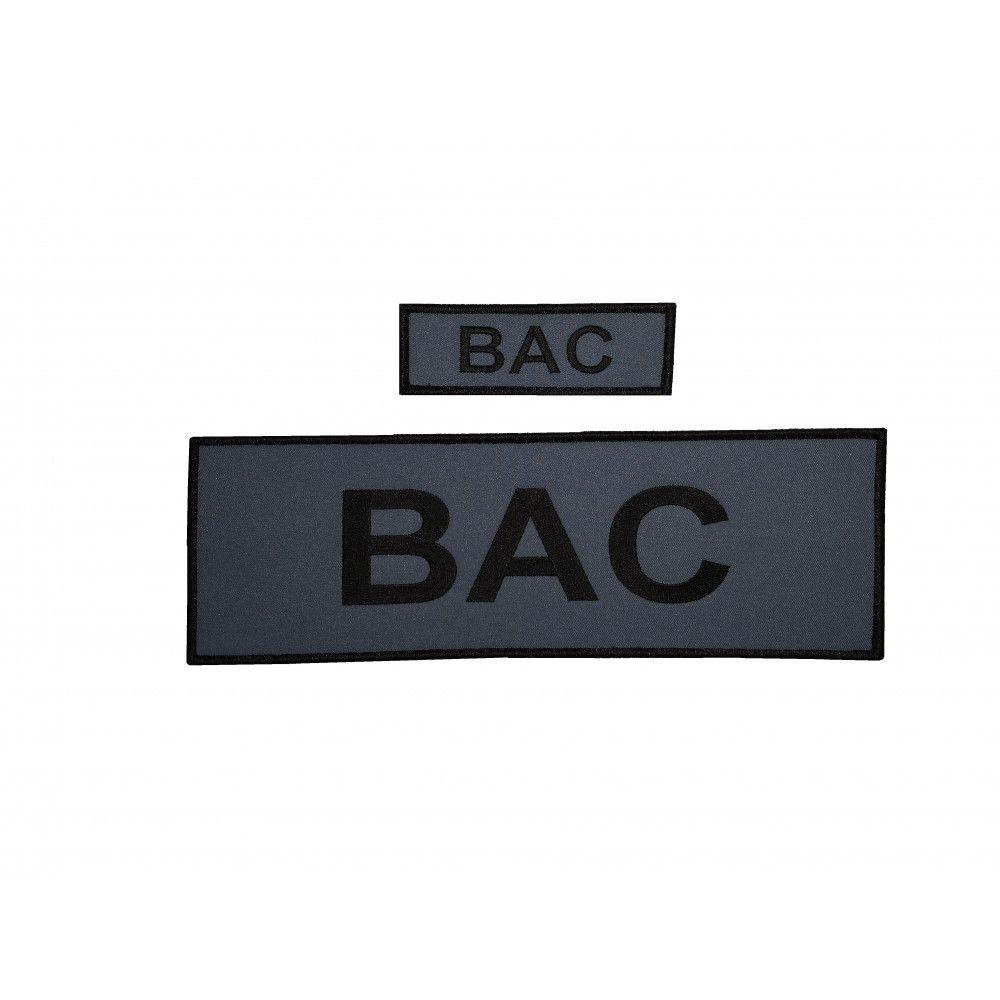 Jeu de bandes BAC basse visibilité