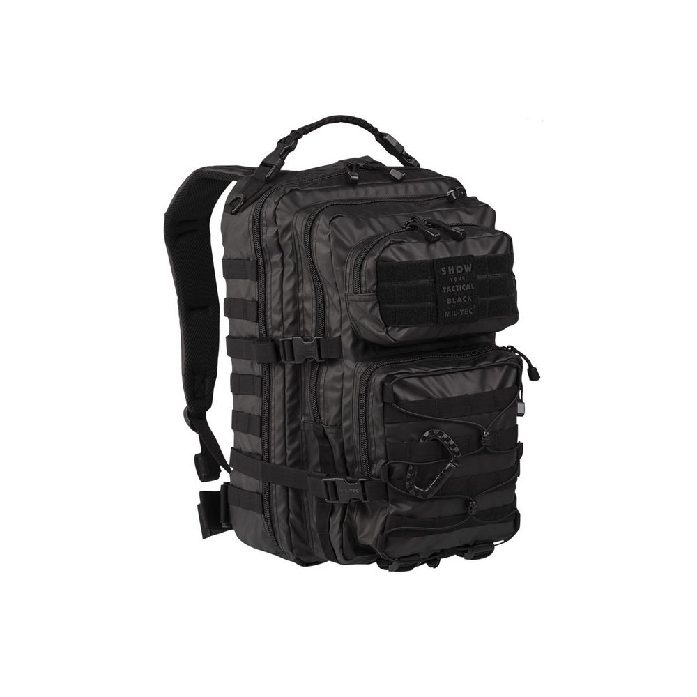 Sac à dos TACTICAL US ASSAULT LG noir
