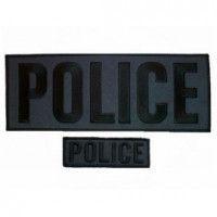 Jeu de bande POLICE basse visibité