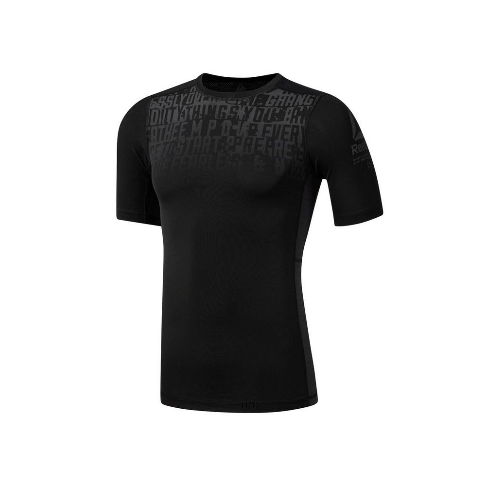 T-shirt de compression imprimé ACTIVCHILL Reebok