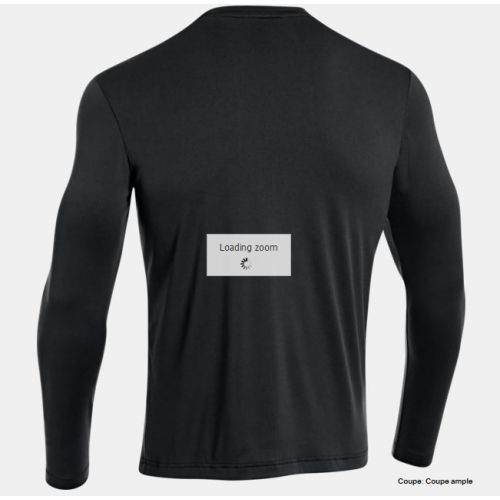 T-shirt à manches longues Tactical Under Armour Tech™