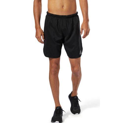 Short de running en toile REEEBOK