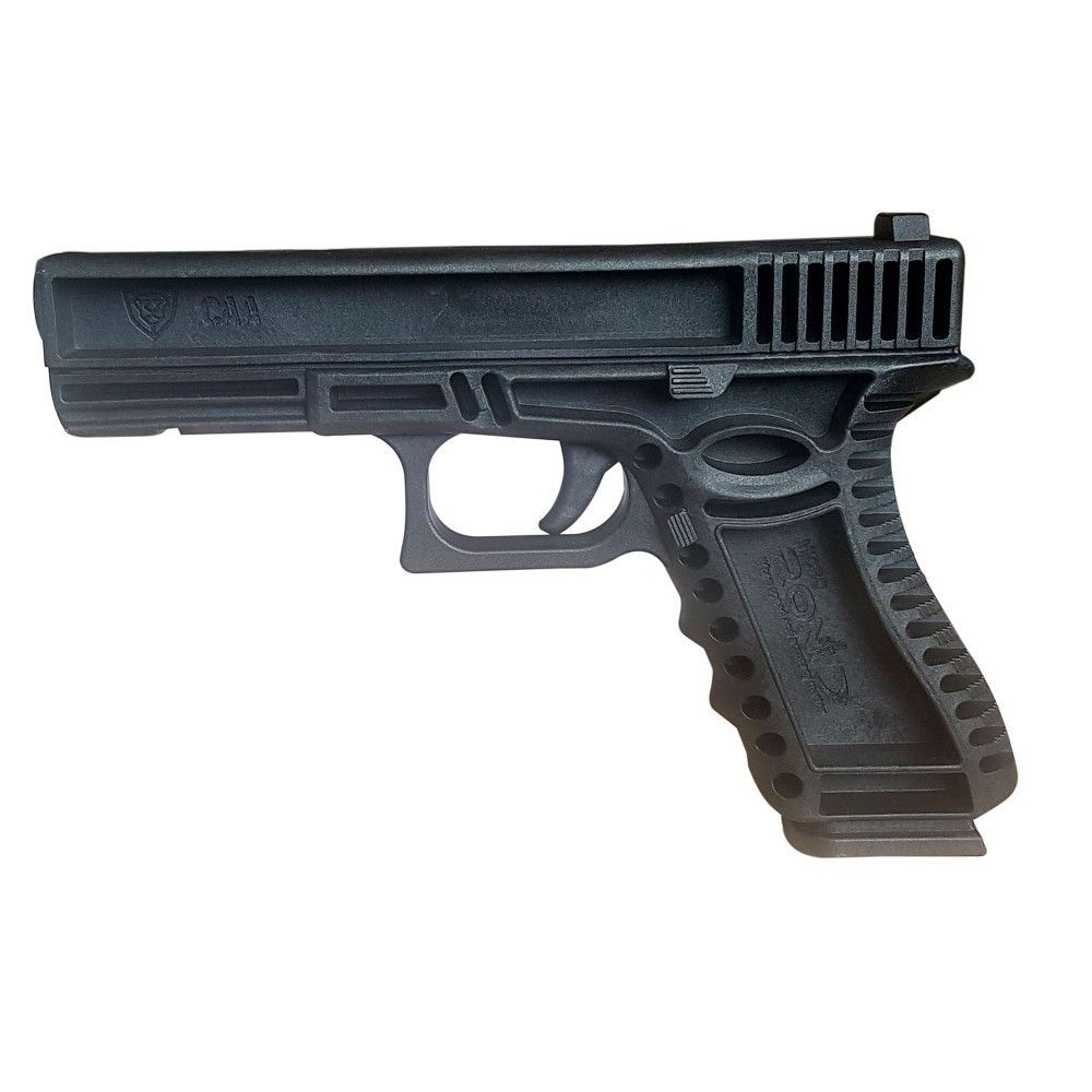 Glock 17 de manipulation CAA