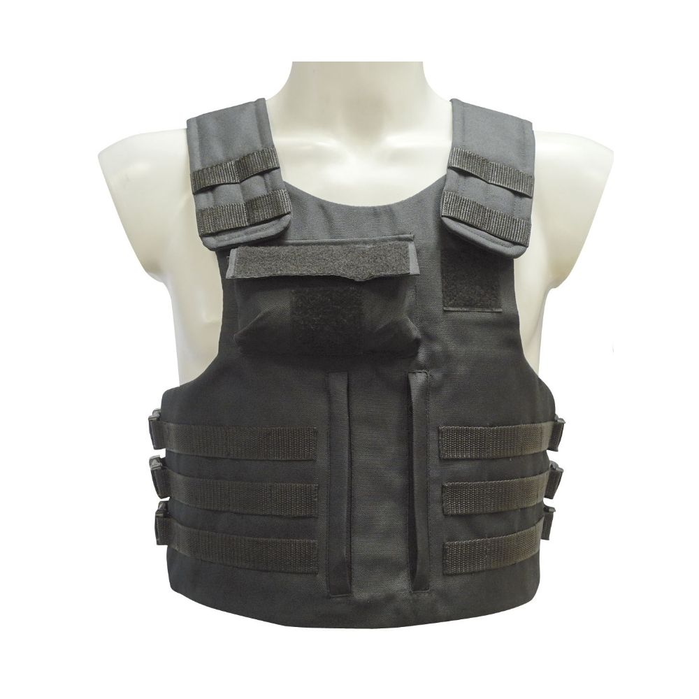 Housse de gilet pare balle attache MOLLE type GK