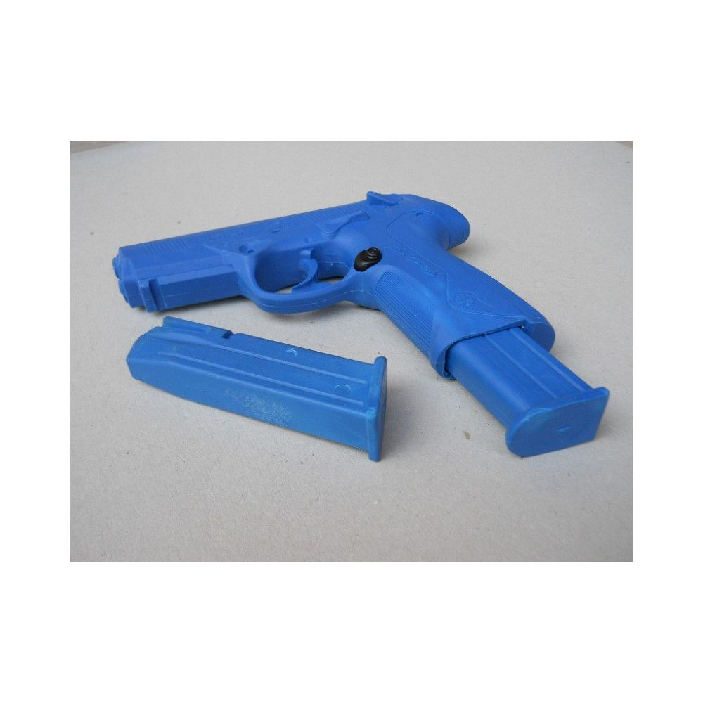 Pistolet factice avec chargeurs amovibles