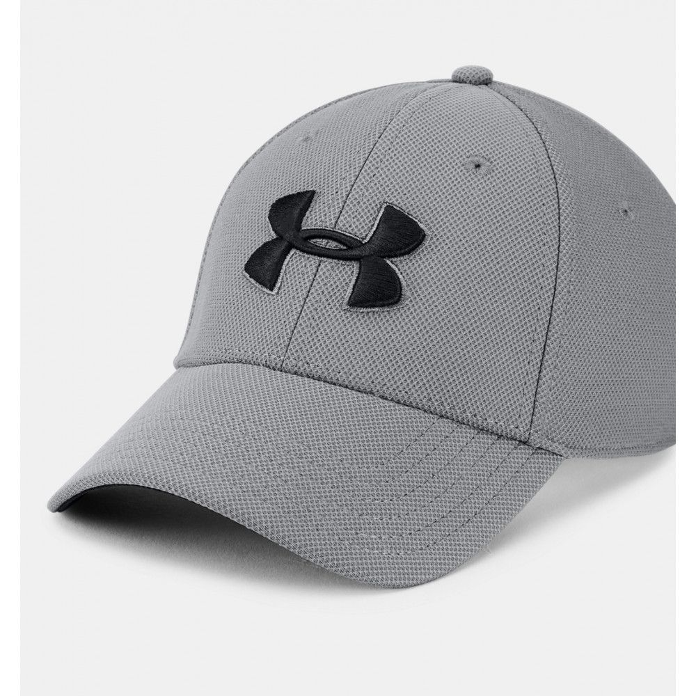 Casquette Under Armour Blitzing 3.0 grise