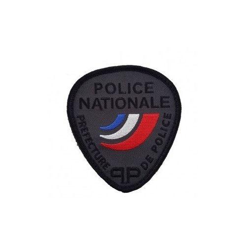 Ecusson de bras POLICE - Préfecture de Paris Basse Visibilité