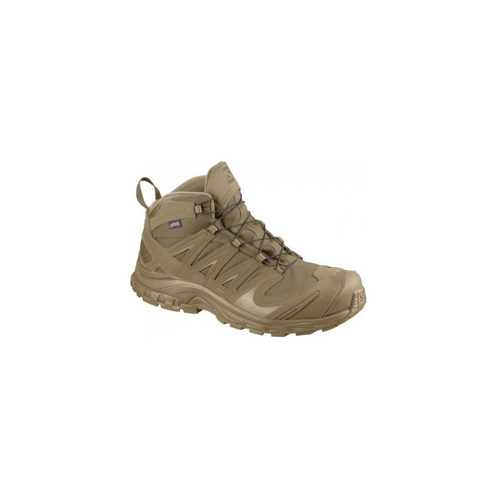 CHAUSSURES SALOMON XA FORCES MID GTX - COYOTe