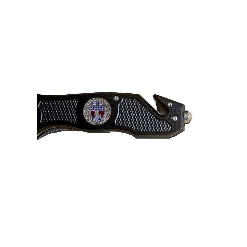 Couteau de poche rescue personnalisé