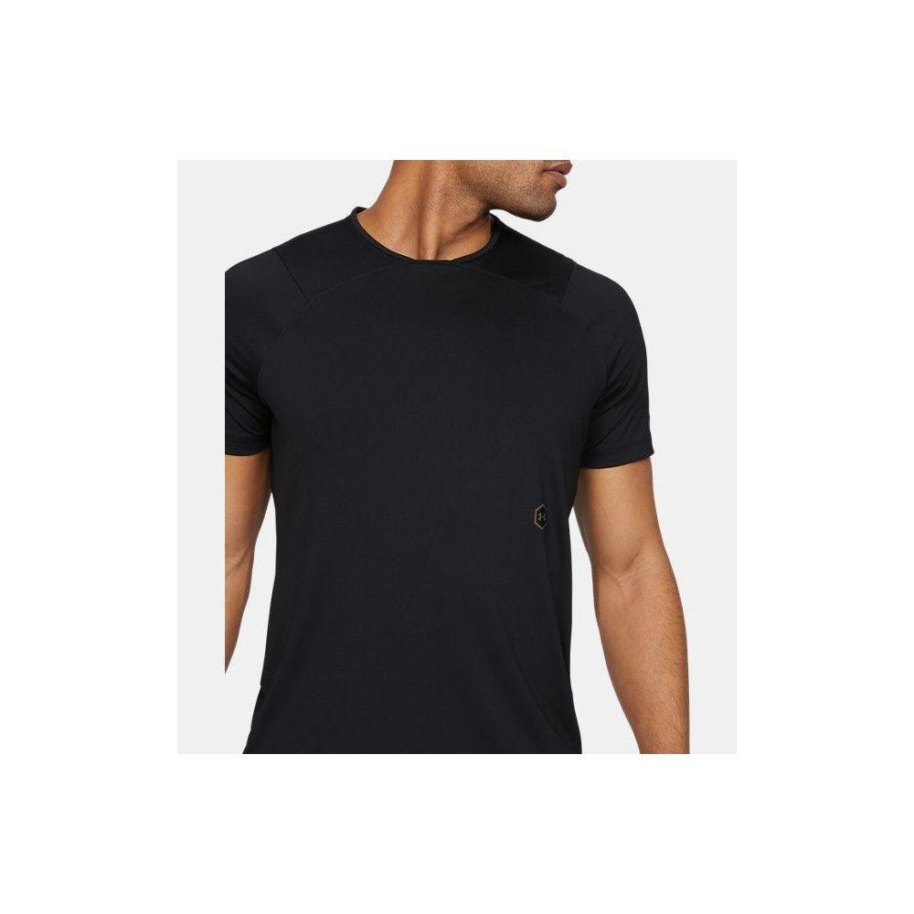 T-shirt à manches courtes UA RUSH pour homme