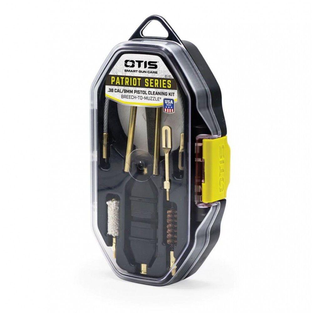 Micro kit de nettoyage pour arme 9mm au calibre 45