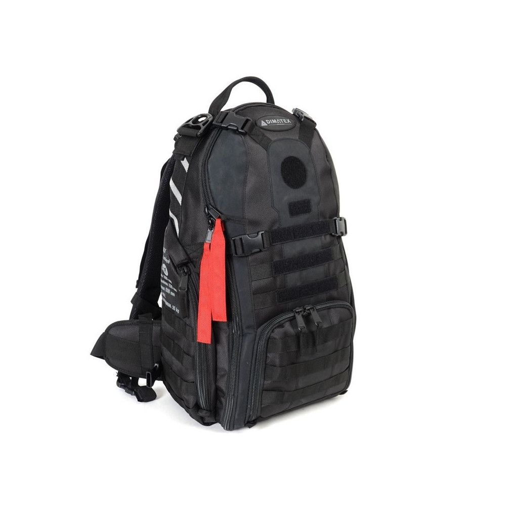 Sac d'intervention Dimatex BRACO XL ASSAULT Full black