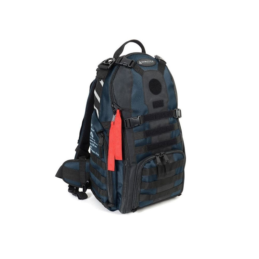 Sac d'intervention Dimatex BRACO XL ASSAULT Bleu nuit