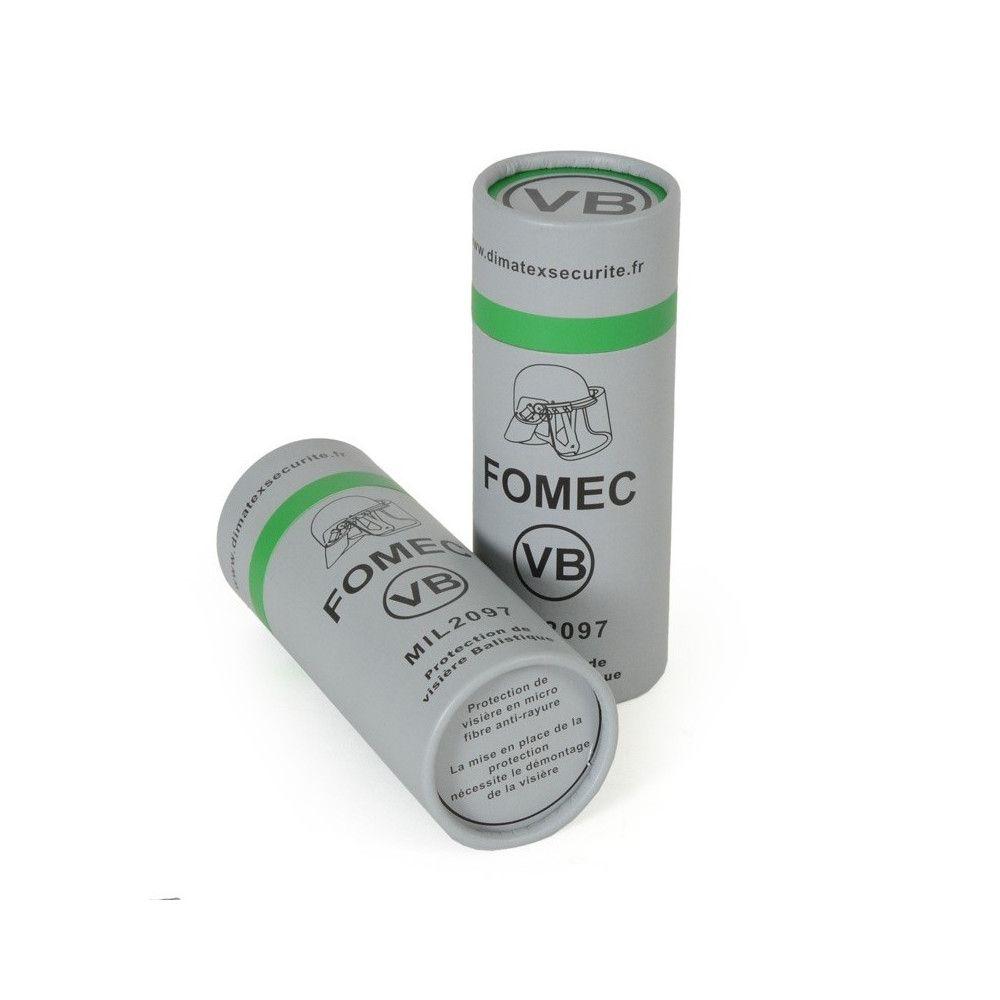 Protection de visière balistique Dimatex FOMEC VB