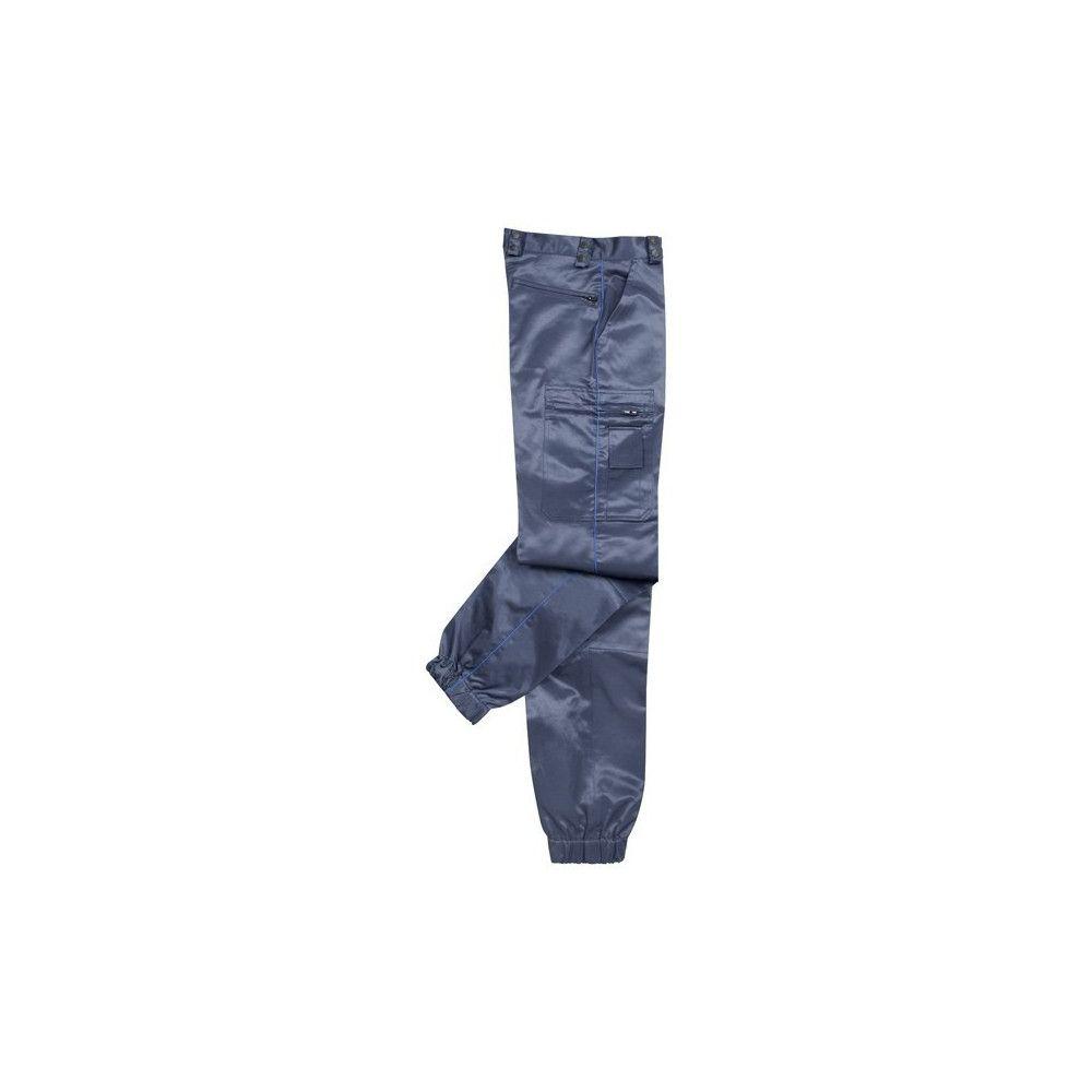 Pantalon intervention Police Municipale bandes bleu gitane