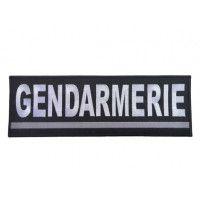 Bande brodé Gendarmerie peloton