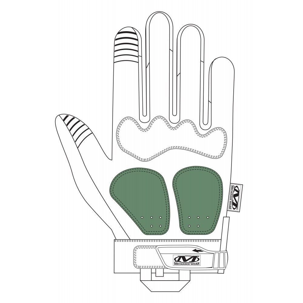 Gants Mechanix M-PACT