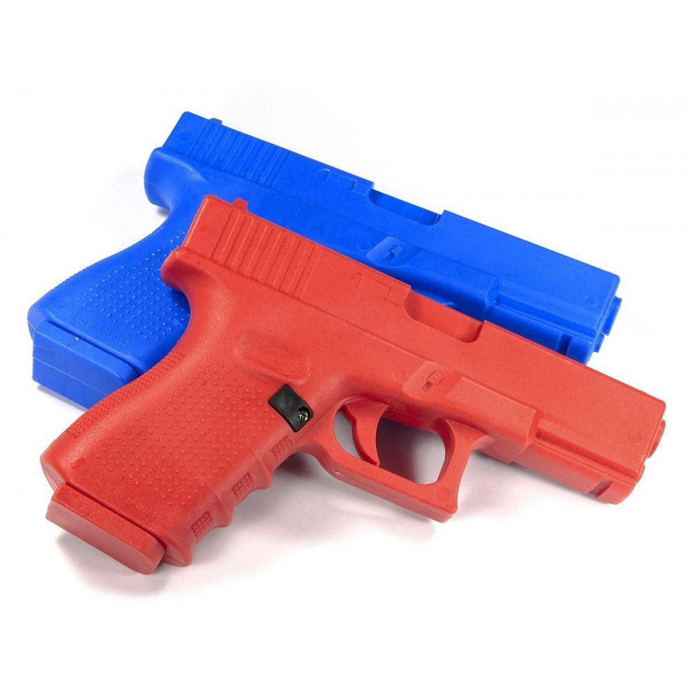 Glock 19 d'entrainement Bleu avec chargeur amovible