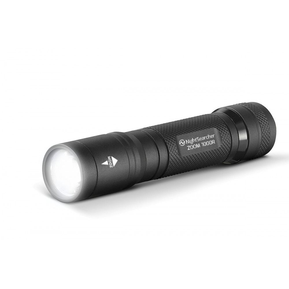Lampe tactique NightSearcher Zoom 1000R