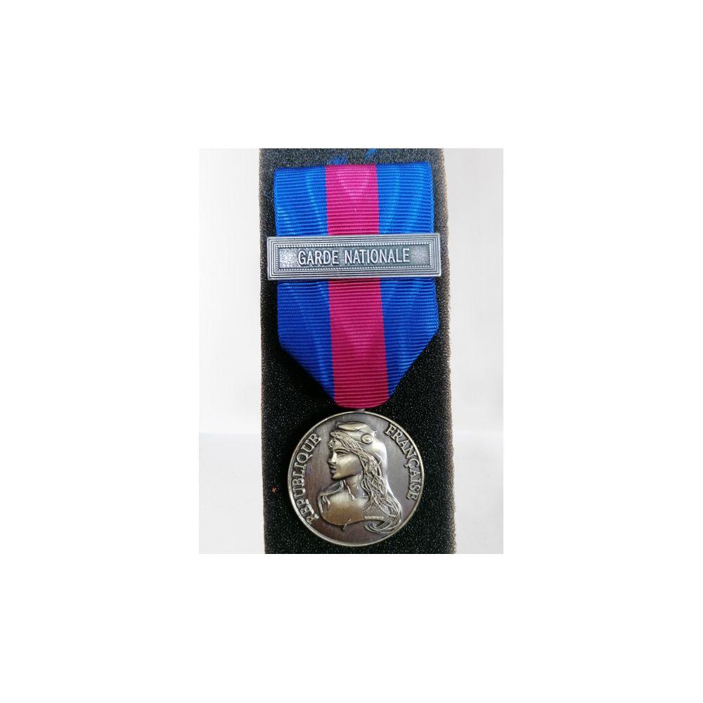 Médaille pendante Réserviste de la défense et de la securité intérieur