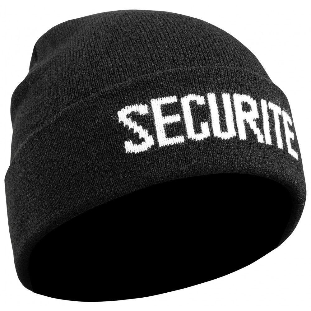 Bonnet Sécurité noir Toe Concept