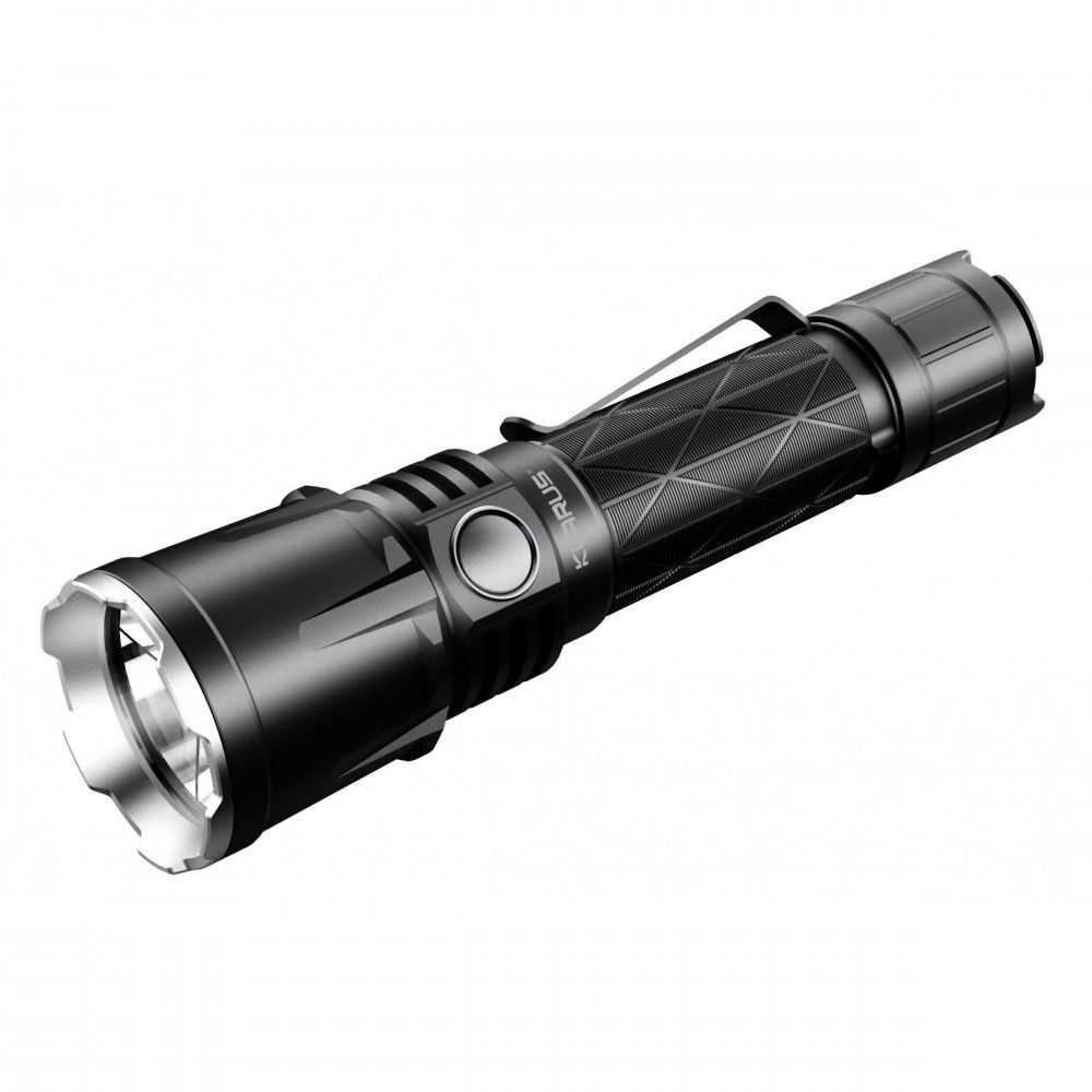 Lampe tactique rechargeable XT21X Led 4000 lumens