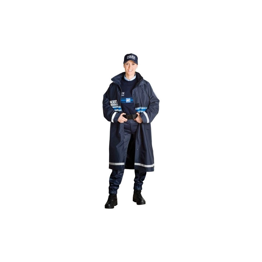 Imperméable Microporeux Blue Bird Police Municipale