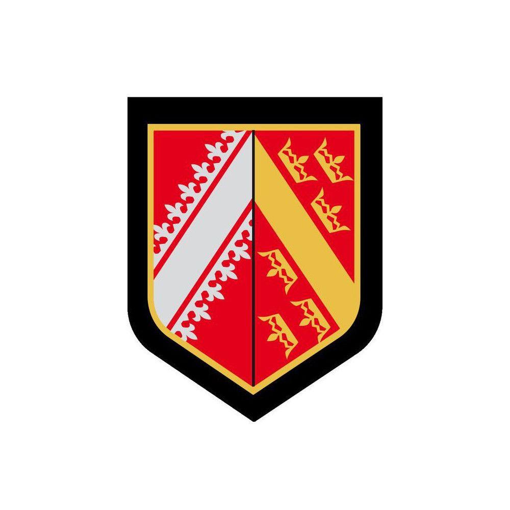 Ecusson de Bras Brode Gendarmerie Departementale Alsace